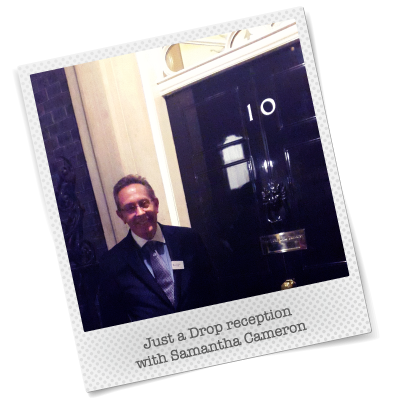 """Featured image for """"Travega at 10 Downing St."""""""