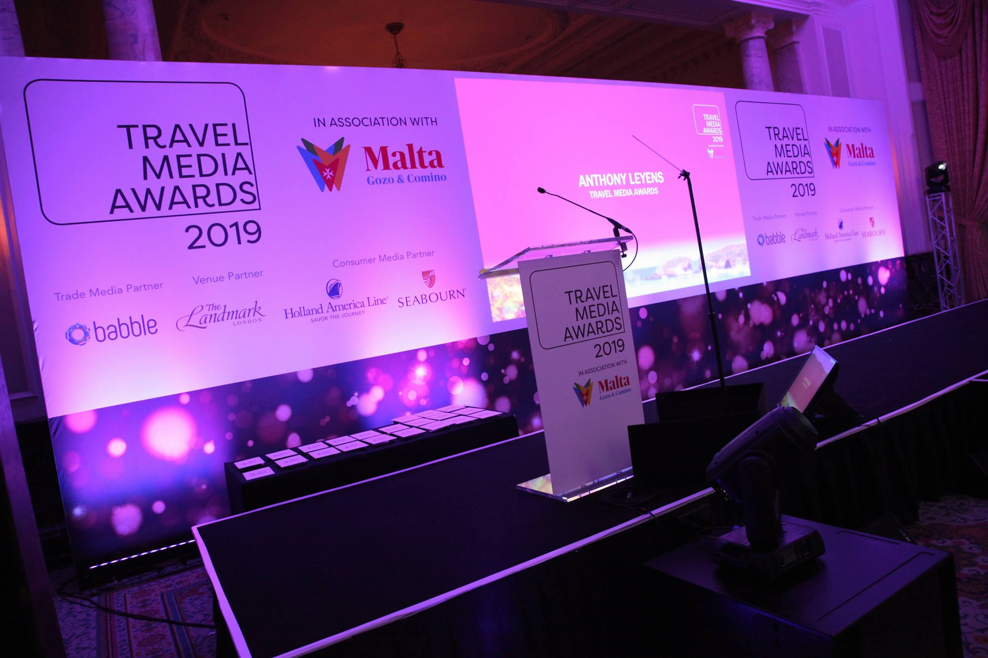 """Featured image for """"2019 Travel Media Awards"""""""