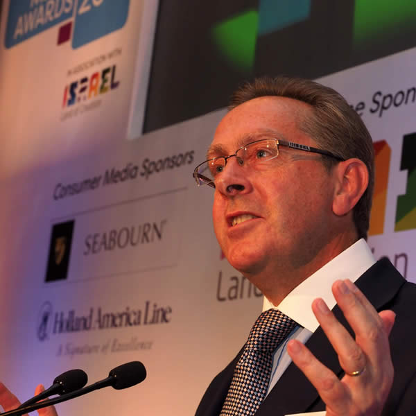 Travega Travel Marketing Giles Harper